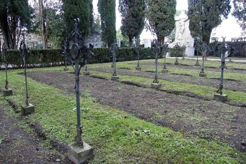 Sentieri di memoria e riconciliazione. Cimitero Eroi Aquileia