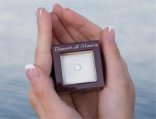 Diamanti dalle ceneri dei defunti: opinioni favorevoli e diffidenza