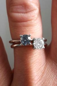 Diamante Algordanza dalle ceneri di cremazione