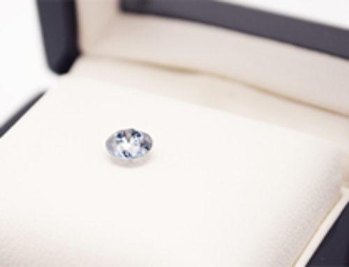 Come è fatto il diamante dalle ceneri dei defunti