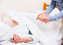 come assistere un malato terminale