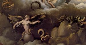 Allegoria dell'immortalità - Giulio Romano
