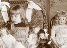 Le fotografie post-mortem durante l'epoca vittoriana