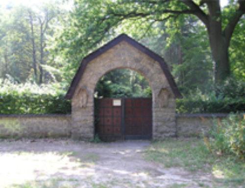 Il cimitero dei suicidi o dei senzanome a Berlino