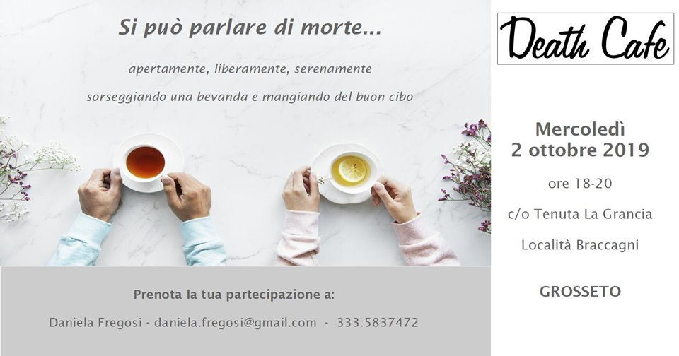 Death Café Grosseto