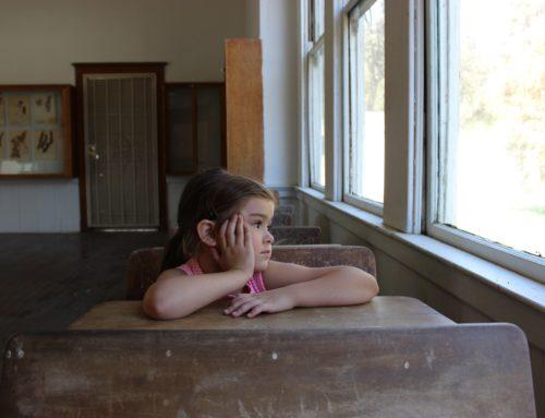 Il lutto dei bambini. Online un sondaggio per gli insegnanti